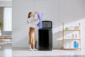 LG ra mắt dòng máy giặt lồng đứng hơi nước DD với 5 mẫu giá từ 12,3 triệu