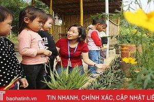 Nữ giáo viên Hà Tĩnh lặng thầm gieo chữ cho trẻ em dân tộc Chứt