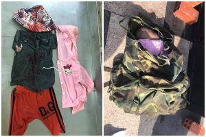 Nóng: Phát hiện thi thể 2 chị em ruột tại bãi biển Vũng Tàu, trong đó bé trai bị bỏ trong balo