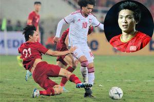 Liên tục khiến đối thủ toát mồ hôi hột cướp bóng, Tuấn Anh được thầy Park dành lời đặc biệt