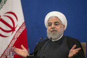 Tổng thống Iran: Mỹ chính là nguồn cơn của các vấn đề trong khu vực