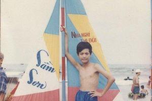Lộ loạt ảnh thời thơ ấu của MC Phan Anh