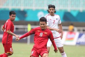 Trực tiếp bóng đá vòng loại WC 2022 Việt Nam vs UAE: Chờ 'lửa thủ vàng'