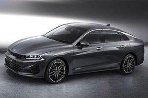 Kia Optima 2021 xuất hiện với thiết kế tuyệt đẹp, đối đầu Mazda 6, Toyota Camry