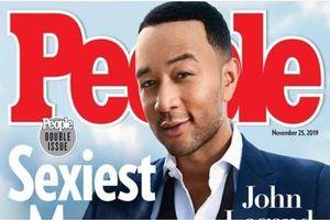 John Legend giành danh hiệu Người đàn ông gợi tình nhất 2019 của People