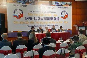Doanh nghiệp Nga tìm ngách mới tại thị trường Việt Nam