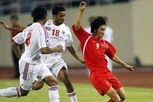Xem lại trận thắng lịch sử của Việt Nam trước UAE