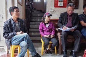 Kiểm tra công tác đào tạo nghề cho lao động nông thôn huyện Phúc Thọ