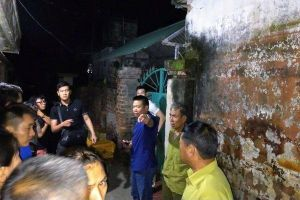 Thái Bình: Người đàn ông giết vợ rồi phủ chăn tẩm xăng đốt xác