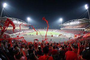 Trận Việt Nam vs. UAE: BTC khuyến cáo khán giả tới sân sớm để tránh ùn tắc