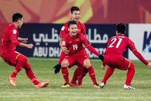 5 lý do để tin tuyển Việt Nam sẽ thắng UAE