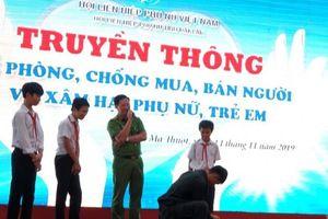 700 học sinh ở Đắk Lắk được trang bị kỹ năng phòng chống xâm hại, mua bán người