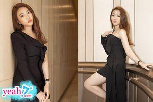 Diễn viên Huỳnh Hồng Loan quay trở lại sóng truyền hình , vào vai phản diện đối đầu Dương Cẩm Lynh
