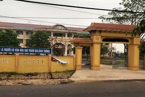 Sẽ xử kín vụ nữ sinh lớp 10 bị hiếp dâm tập thể tại Quảng Trị
