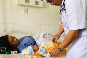 Sản phụ mắc sốt xuất huyết được cấp cứu kịp thời qua cơn nguy kịch