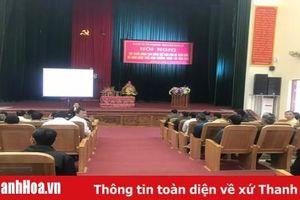 Nâng cao năng lực thực hiện công tác giảm nghèo cho cán bộ thôn, bản huyện Mường Lát