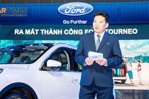 Phó tổng Giám đốc Ford Việt Nam: 'Mỗi năm chúng tôi sẽ giới thiệu một xe mới'