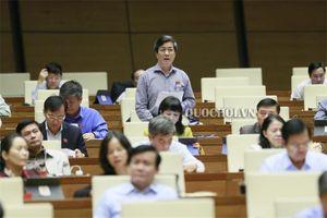 Quốc hội thảo luận về dự án Luật sửa đổi, bổ sung một số điều của Luật Nhập cảnh, xuất cảnh, quá cảnh, cư trú của người nước ngoài tại Việt Nam