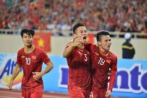 Lịch thi đấu vòng loại World Cup 2022: Tâm điểm Việt Nam - UAE