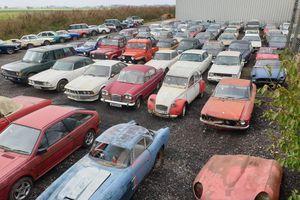Bán đấu giá bộ sưu tập 135 mẫu xe kỳ lạ bị thu giữ ở Anh