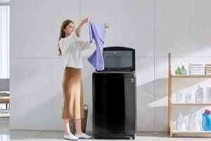 Lên kệ máy giặt công nghệ hơi nước nhập khẩu từ Hàn Quốc, Thái Lan