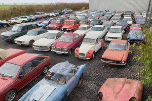 Bán đấu giá siêu rẻ hơn 135 xe bị tịch thu từ tội phạm