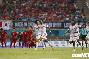 Việt Nam vs UAE: Quang Hải gặp đối thủ từng 'nẫng tay trên' huy chương ASIAD