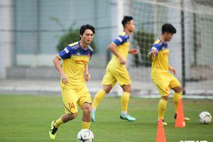 Đội hình Việt Nam đấu UAE: Tuấn Anh đá chính, Công Phượng dự bị?
