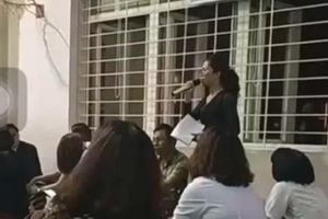 Sau phát biểu kỳ thị cha mẹ đơn thân, cô giáo xin rút khỏi Hội phụ huynh trường?
