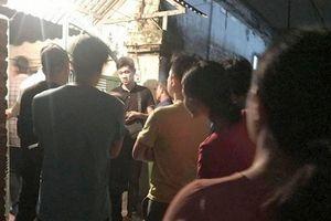 Thái Bình: Tạm giữ khẩn cấp đối tượng ra tay sát hại vợ rồi đốt xác