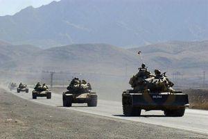 Thổ Nhĩ Kỳ xây dựng căn cứ tại Syria, mở chiến dịch mới