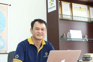 Không mua nổi thiết bị khai mỏ, CEO Hanoma quyết lập sàn sàn giao dịch điện tử chuyên về máy móc
