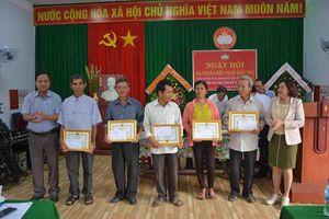 Quảng Ngãi: Tưng bừng Ngày hội Đại đoàn kết tại Khu dân cư điểm của tỉnh