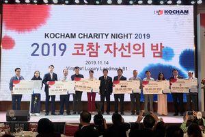 'Đêm từ thiện KOCHAM' vận động gần 4,4 tỷ đồng hỗ trợ người nghèo