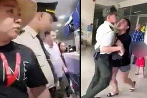 Khai trừ Đảng với Đại úy Lê Thị Hiền gây náo loạn sân bay