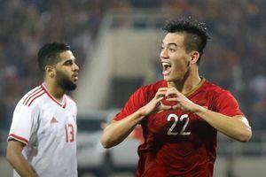 FIFA sốc với chiến thắng của đội tuyển Việt Nam trước UAE