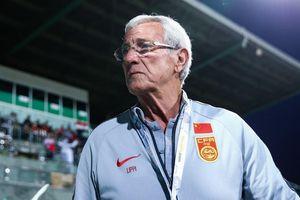 HLV Lippi từ chức sau thất bại của tuyển Trung Quốc