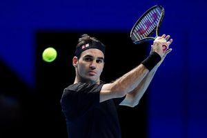 Federer loại Djokovic tại vòng bảng ATP Finals