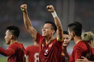 Thắng UAE, tuyển Việt Nam chứng minh vị thế số một
