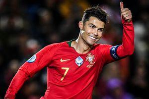 Ronaldo lập hat-trick giúp Bồ Đào Nha thắng 6-0