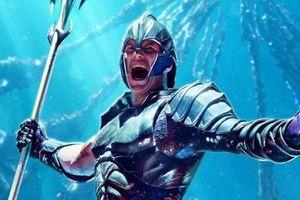 Gã em trai tai quái của Aquaman trở lại trong phần 2