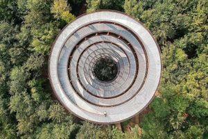 Bảo tàng vòng xoắn và loạt kiến trúc ấn tượng trên thế giới