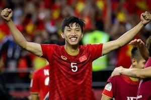 Văn Hậu được đề cử giải cầu thủ trẻ hay nhất châu Á