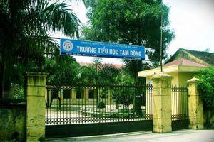 Hơn 1.000 học sinh huyện Mê Linh nghỉ học do ốm là không chính xác