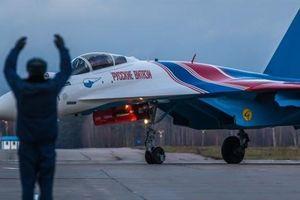 Nguyên nhân Nga cần Su-35S trong 'Hiệp sĩ Nga'