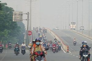 TP HCM ô nhiễm trên diện rộng