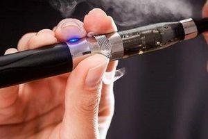 Công bố bất ngờ về tác hại chết người của thuốc lá điện tử