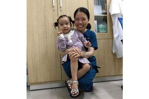 Phẫu thuật thành công cho bệnh nhi mắc u quái hỗn hợp