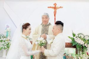 Vừa xong lễ cưới, Bảo Thy khoe được chồng cưng chiều như công chúa