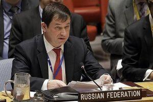 Đại diện Nga tại Liên Hợp Quốc kêu gọi Mỹ trả lại các mỏ dầu cho Syria